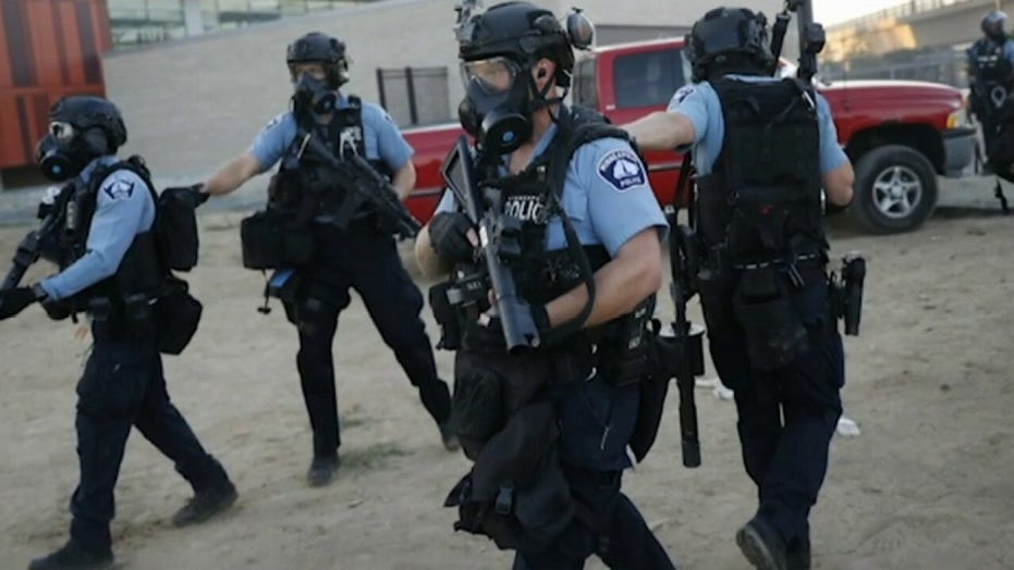 Law enforcement's fears are changing amid anti-police rhetoric