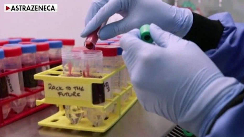 AstraZeneca coronavirus vaccine trial pause 'a good thing': Dr. Bob Lahita