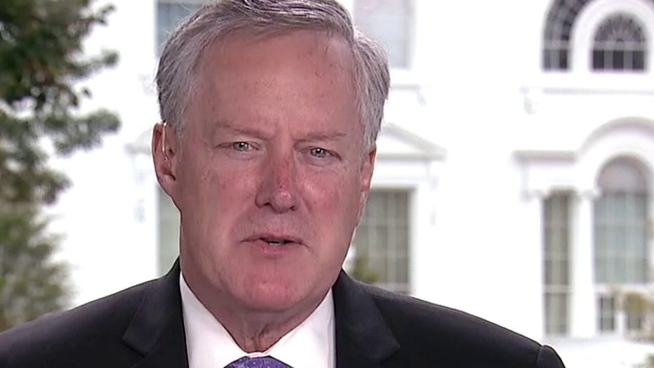 Mark Meadows: Trump is pushing very hard for coronavirus vaccine before end of year