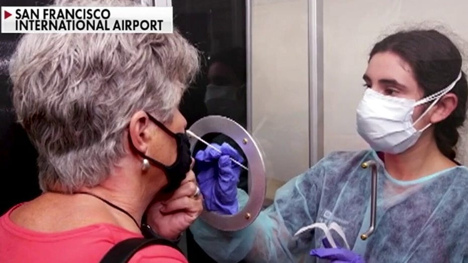 Travelers hesitant to return to skies without a vaccine: survey