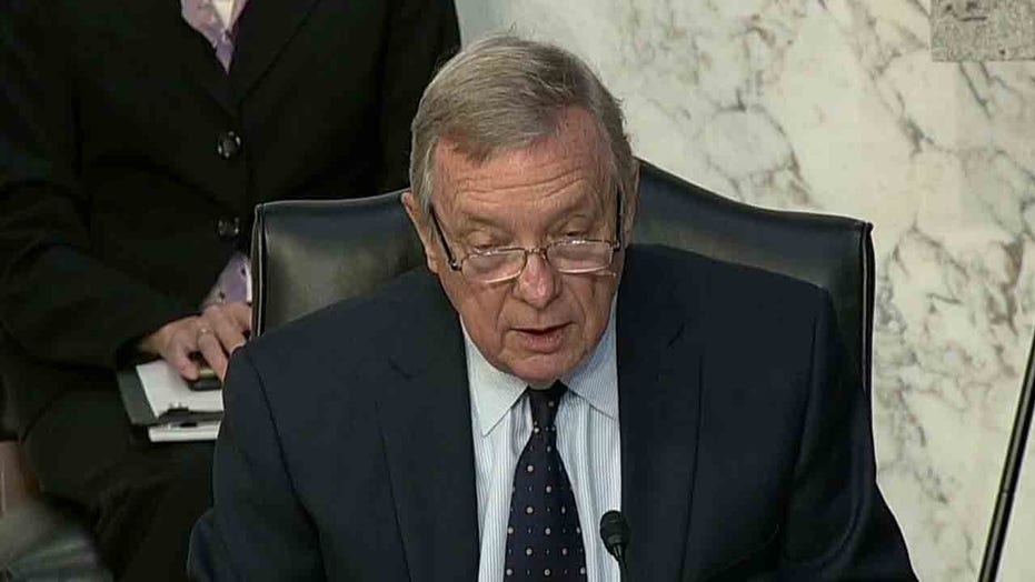 Trump wants Barrett confirmed because the election with Biden may be contested: Durbin