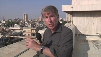 2012: FOX News' Greg Palkot in Syria