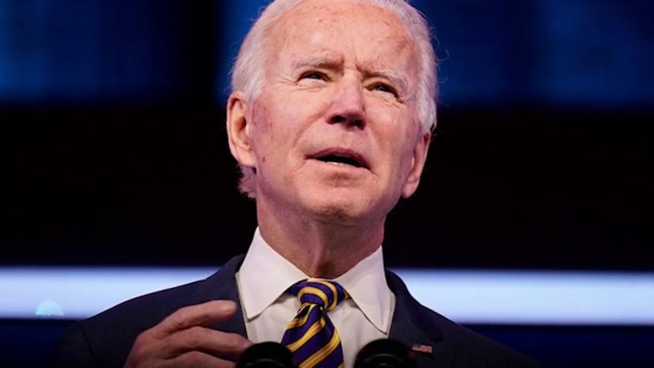 Juan Williams: Joe Biden becomes world's most powerful leader – here are his 3 top challenges