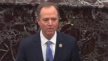 Schiff decries 'disgraceful' question after GOP asks about aide, alleged whistleblower