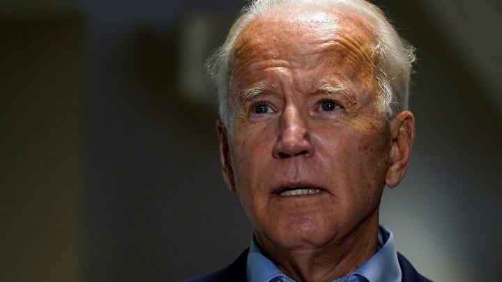 Biden releasing Supreme Court list would make him look 'weak': Biden surrogate
