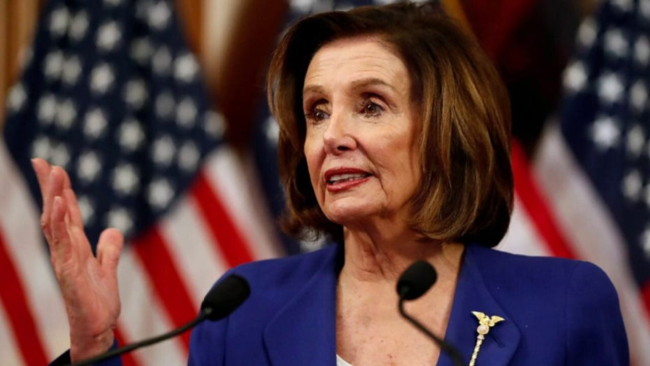 Pelosi's $3T 'fantasyland' bill makes it easier for illegals to work: Sen. Barrasso