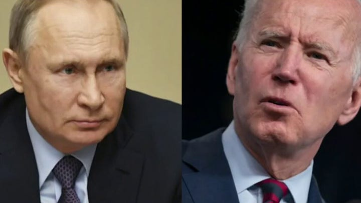 Putin 'testing' Biden over latest sanctions, Ukraine build up: Former CIA station chief