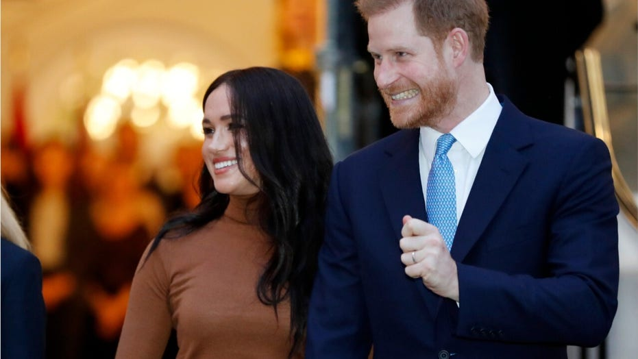 Meghan Markle, Prince Harry respond to President Trump's tweet about not paying for their security in LA