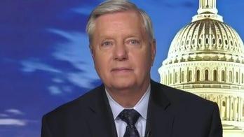 Graham: America's weaker, the world's more dangerous and I blame Biden