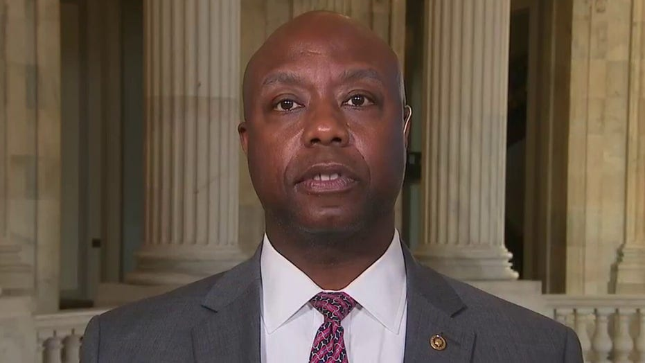 Sen. Tim Scott on civil unrest: We need people leaning in with compassion, not pointing fingers