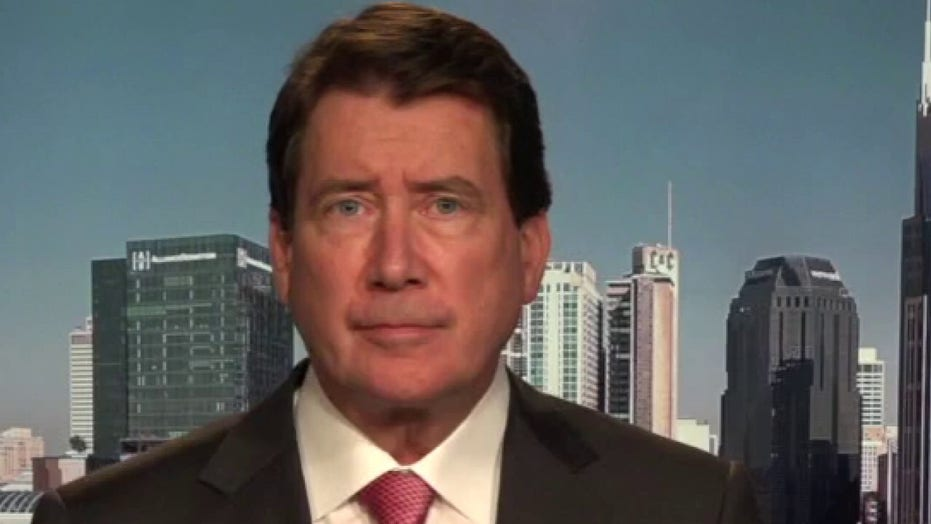 Bill Hagerty criticizes Biden letting a calendar drive US withdrawal from Afghanistan