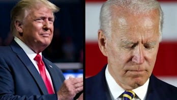 Jesse Watters compares Biden to erratic driver: 'No sense of direction ... will go wherever you tell him'