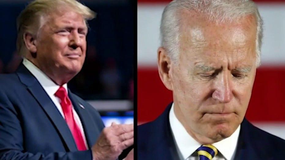 President Trump blasts Joe Biden's economic policy plan