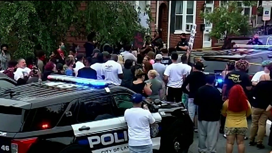 Protests erupt in Lancaster, Pennsylvania after fatal police shooting
