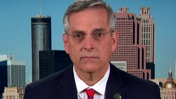 Georgia Sec. of State Raffensperger: Focused on having safe voting process
