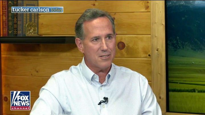 Rick Santorum opens up about the death of his son Gabriel