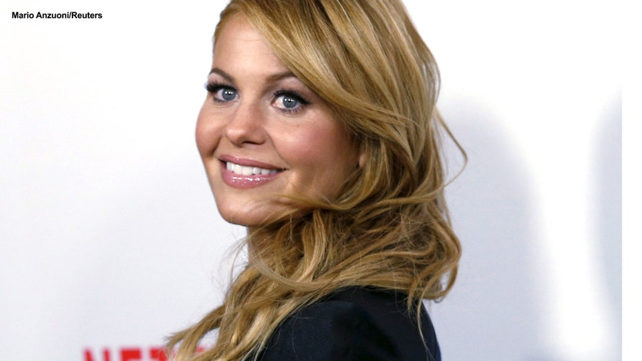 Candace Cameron Bure denies joining brother Kirk Cameron's Christmas caroling protests