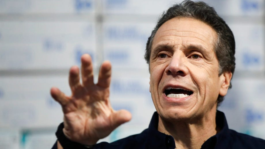 Cuomo says New York concerned CDC coronavirus crisis guidelines for PPE are not adequate