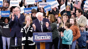 David Bossie: Socialist Sanders鈥� NH victory shows left-wing radicals are pushing Dems in dangerous direction