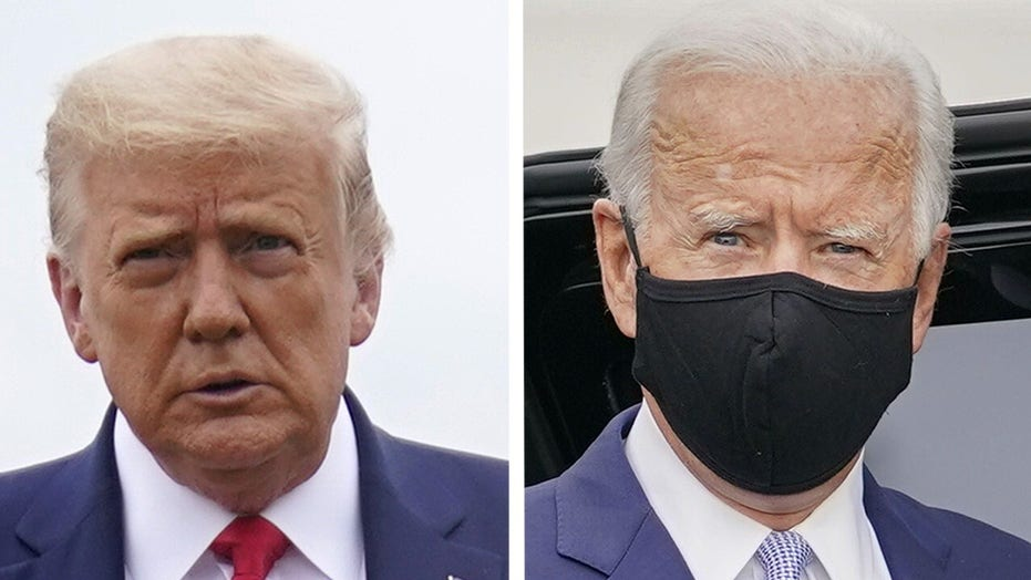 Trump, Biden campaigns brace for election chaos