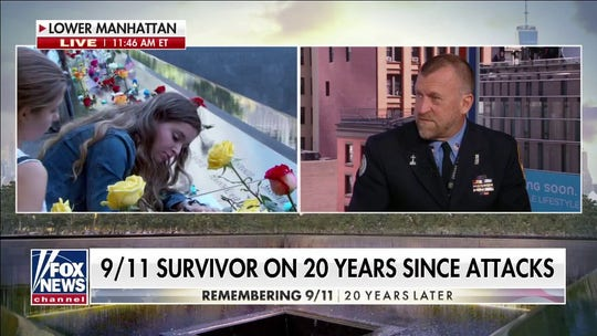 Retired NYC firefighter reflects on heroism he saw on 9/11