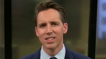 Hawley says China sees coronavirus pandemic 'as a聽strategic opportunity ... they want to be the central power'