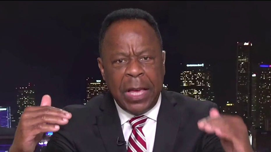 Leo Terrell warns against teaching critical race theory in schools: 'Government-sponsored racism'