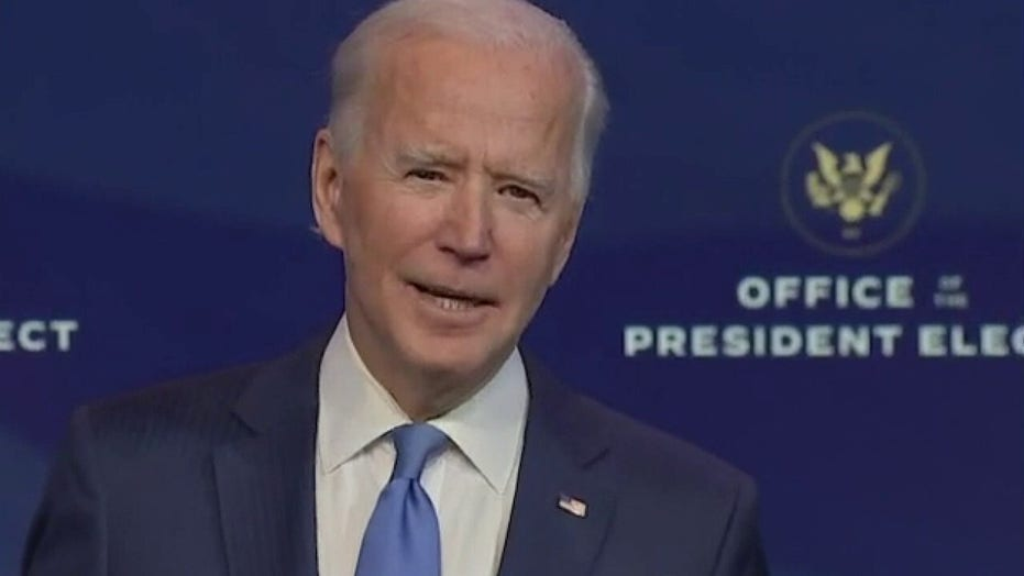 Biden unveils climate and energy team, promises 'ambitious' action
