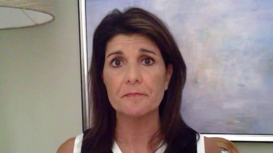 Nikki Haley, in op-ed, says coronavirus response mainly governors' responsibility, not Trump's
