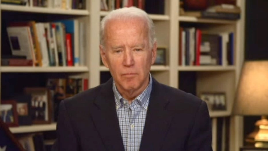 Biden calls for Iran sanctions relief during coronavirus pandemic ...