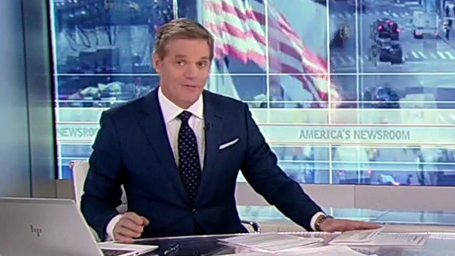 Bill Hemmer reports latest U.S. vaccination numbers