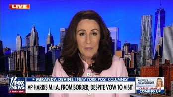 Devine: Kamala Harris needs to see firsthand that 'open border' policies don't work