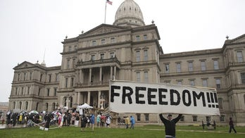 Michigan closes State Capitol amid repeated protests over stay-at-home order