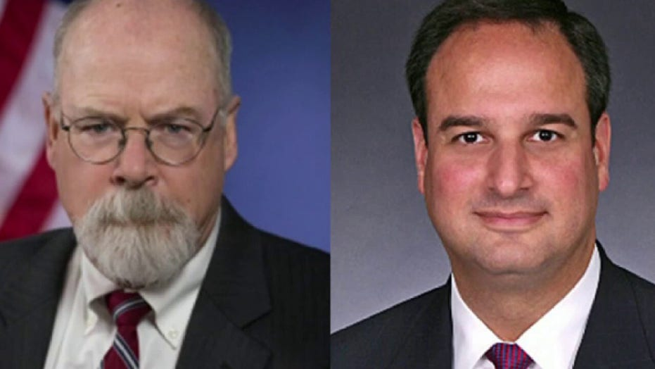 Who is Michael Sussmann, Clinton campaign attorney indicted in Durham probe?