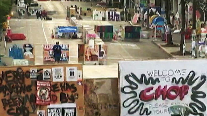 Seattle businesses suing city over handling of 'CHOP' zone