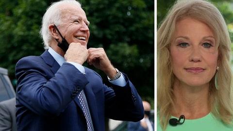 Kellyanne Conway: Biden plagiarizing 鈥楢merica First鈥� plan