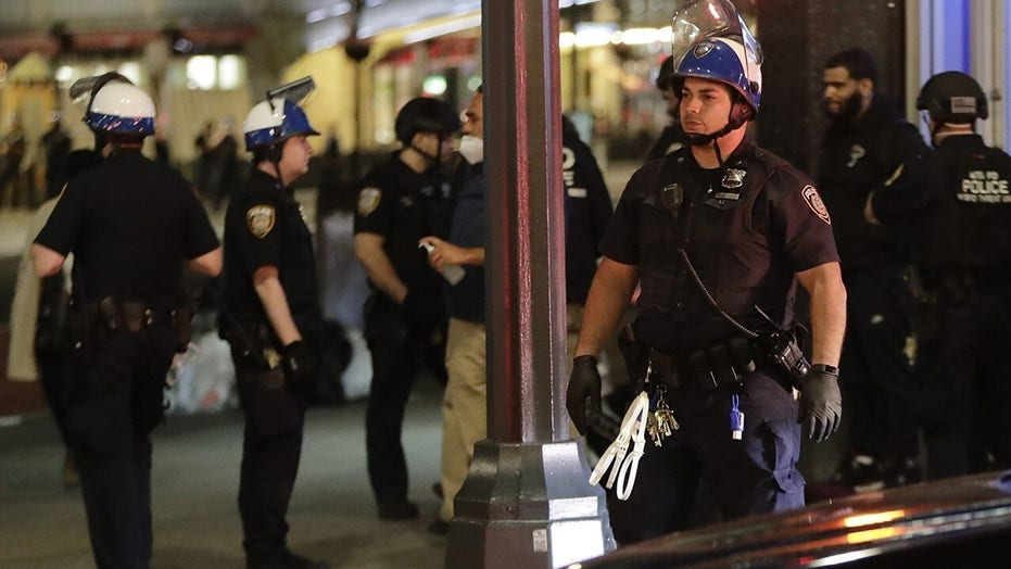Pat Brosnan: It's time for handcuffs, not rhetoric