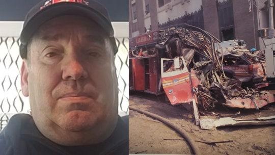Coronavirus pandemic evokes 9/11 memories for brother of fallen firefighter