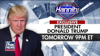 Exclusive: Sean Hannity to interview President Trump on Tuesday, April 7