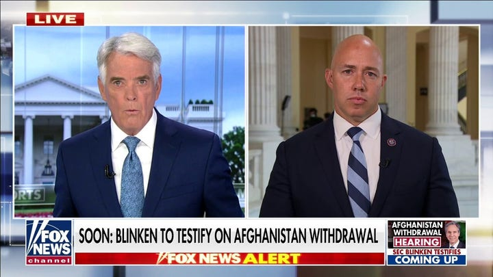 Brian Mast: Questions at Blinken hearing on Afghanistan 'revolve around lies' from Biden admin