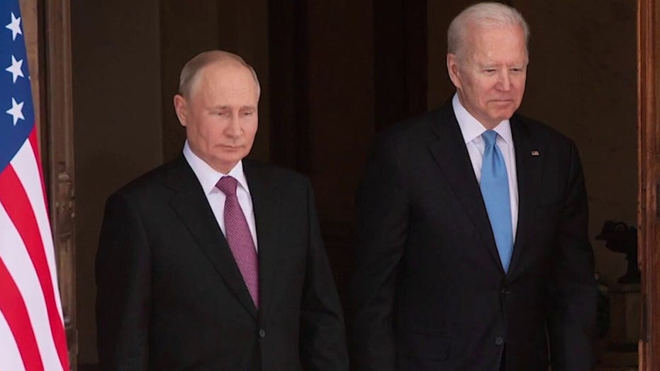 Newt Gingrich: Biden-Putin summit – what Russian leader's Soviet-KGB mindset means for relations with US