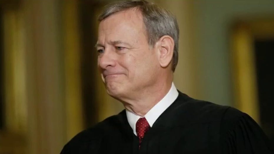 Chief Justice Roberts rebukes Schumer's comments about Gorsuch and Kavanaugh