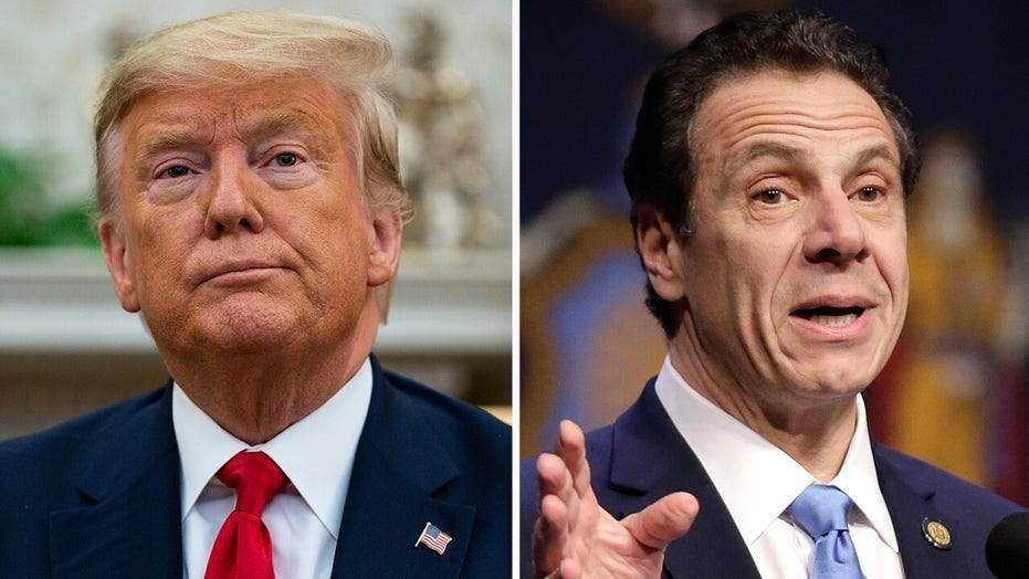 Trump, Gov. Cuomo to meet at White House over Trusted Traveler ban for New Yorkers