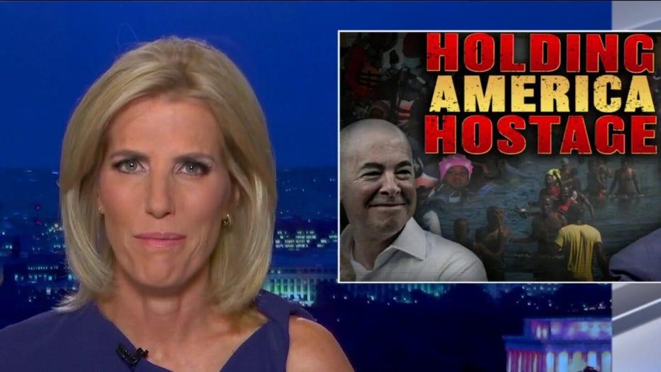 Ingraham: Biden 'holding America hostage' as Democrats 'remake' US because they 'despise us'