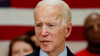 Biden opens up on typically private running mate search