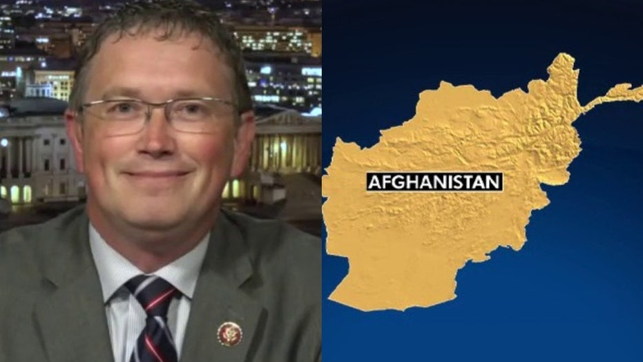 GOP lawmakers push amendment to rescind authority for troops in Afghanistan