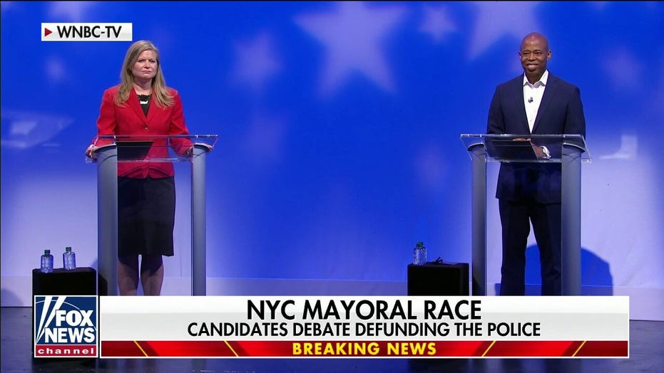 New York's message to next mayor: Make streets safe again, don't defund NYPD