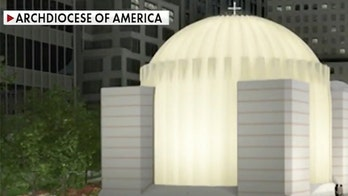 Iconic Greek Orthodox church destroyed during 9/11 terror attacks resumes construction