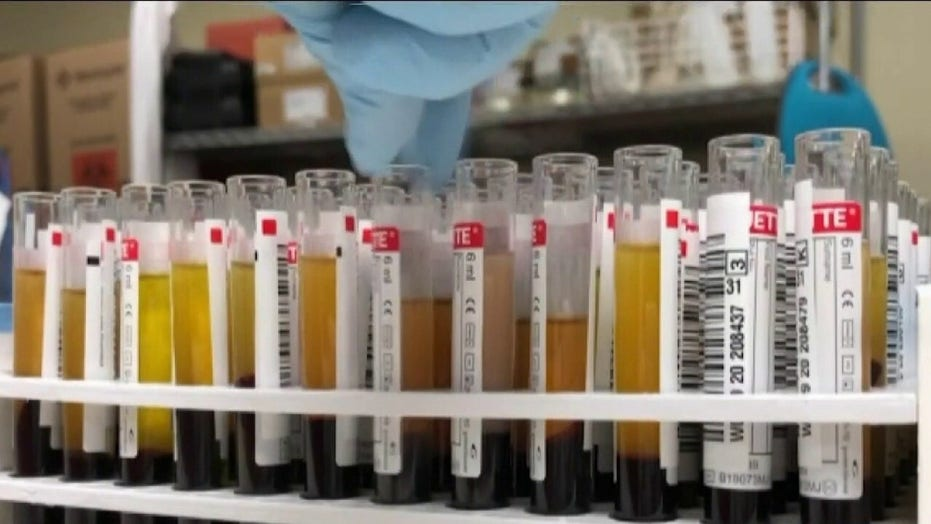 Coronavirus pandemic causing blood shortage across US