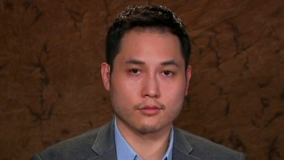 Andy Ngo slams Antifa, claims they 'tried to kill me' in Portland attack